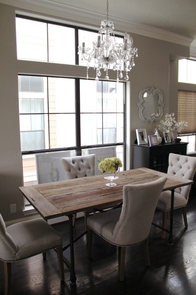 Restoration Hardware Dining Room Lighting Decor