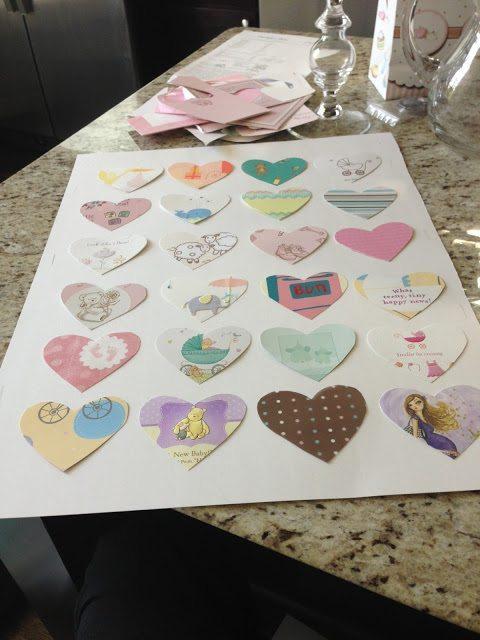 DIY: Transform Your Baby Shower Cards into Nursery Art!