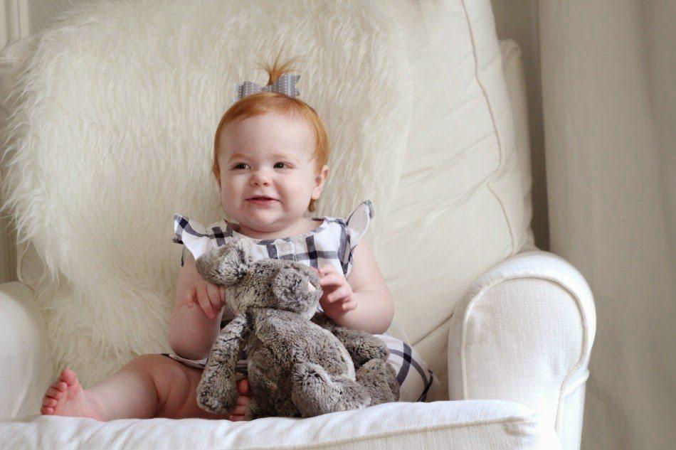 25414a93e8df Harper Reese- 15 Months Old! - Veronika's Blushing