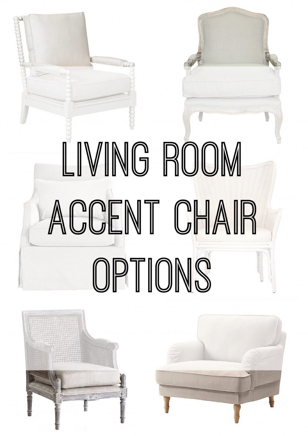 Pictures Of Accent Chairs In Living Room